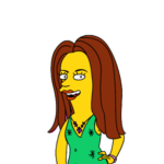 I've been simpsonized