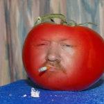Tomata nu-i vicioasă