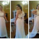 Am ales rochia de mireasă