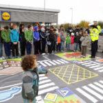 Educația rutieră poate salva viața unui copil