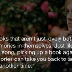Cărți și amintiri