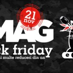 De Black Friday, cumpărături în 2 click-uri pe eMAG