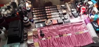 Concurs: 2 ședințe de make-up profesionist
