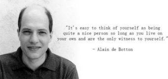 Alain de Botton la Festivalul Internațional de Literatură de la Berlin