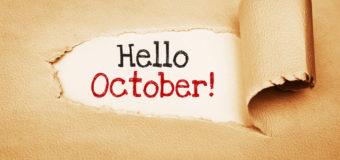 Când a venit octombrie și unde s-a dus septembrie?